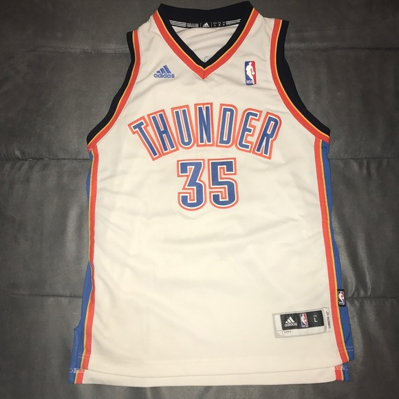 online store 5a154 24431 Kevin Durant Oklahoma City Thunder OKC Jersey